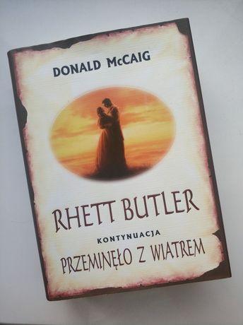 Rhett Butler - Przeminęło z wiatrem kontynuacja