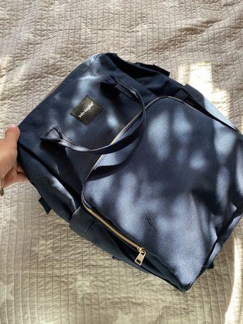 Рюкзак для мамы , сумка - рюкзак в коляску