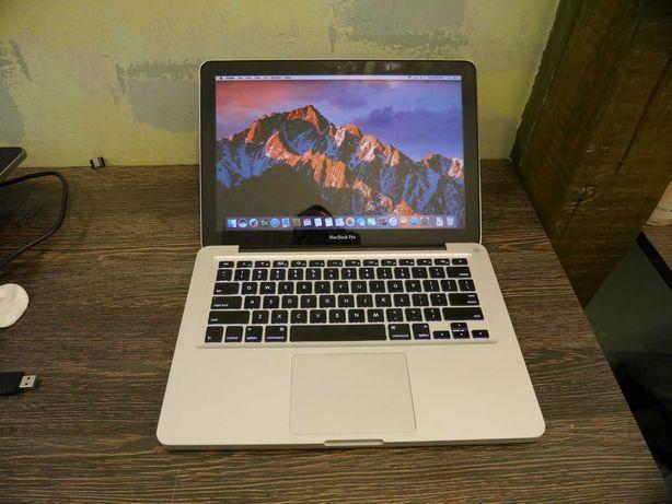 Macbook Pro 13 A1278 (early 2011) i5-2415m/4GB/SSD 128GB/13,3 1280x800