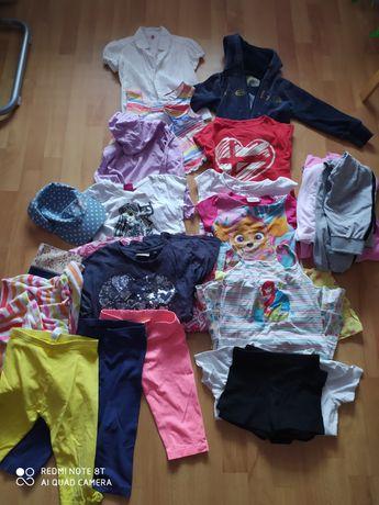 Ubranka dziewczynka 110-116