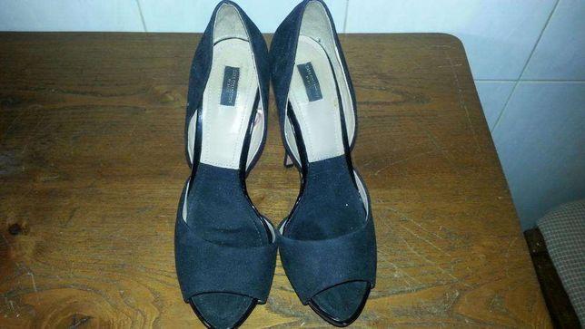 sapatos/sandálias Zara tamanho 38