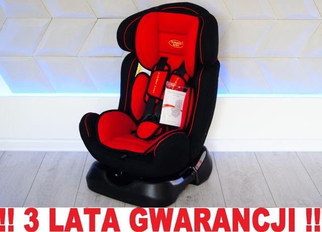 NOWY Fotelik samochodowy 0-25kg. REGULACJA POCHYLENIA OPARCIA. Wysyłka