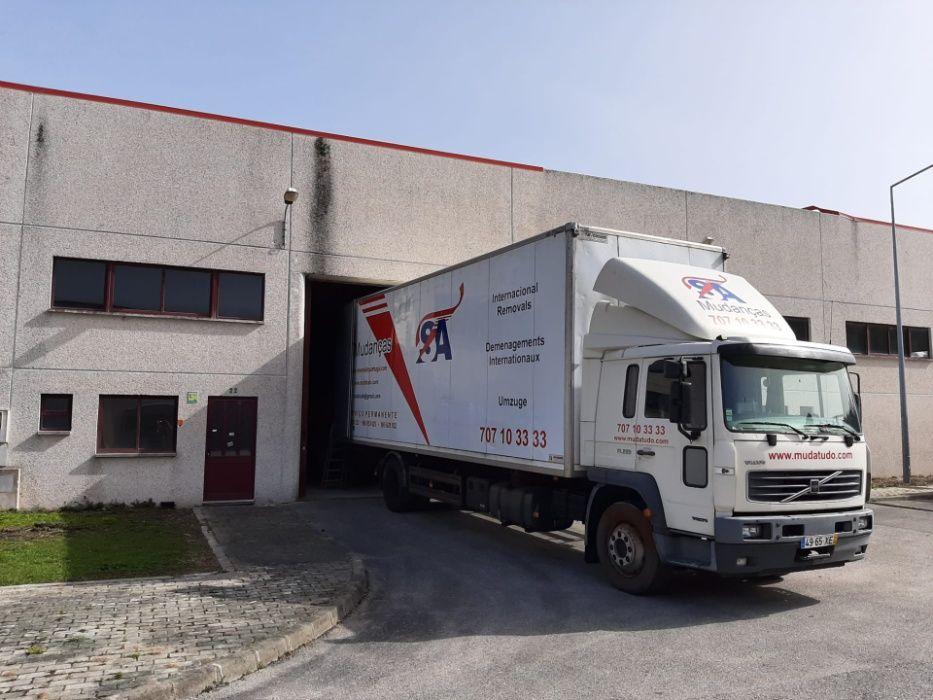 Empresas de Mudanças em Braga, Guimaraes, Porto, Penafiel , Famalicao, Campanhã - imagem 1