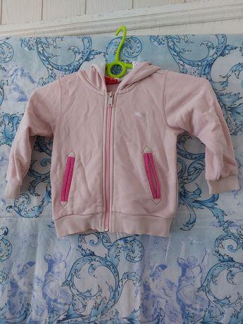 Bluza dla dziewczynki Puma