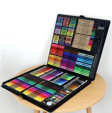 ХИТ продаж !!! Набор для рисования на 258 и 150 предметов!
