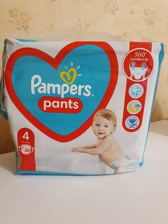 Pampers pants  памперсы, подгузники- трусики