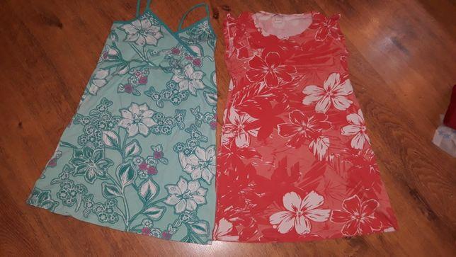 Dwie letnie sukienki