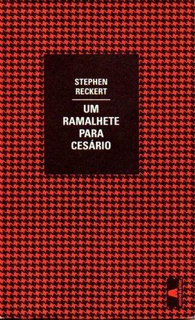 Livro - Um Ramalhete para Cesário - Stephen Reckert