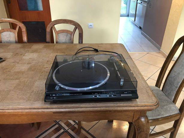 TECHNICS SL-DD33 Topowy Gramofon Direct Drive