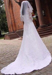 OKAZJA Piekna suknia ślubna druga gratis