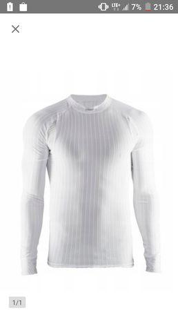 Craft koszulka termoaktywna biała