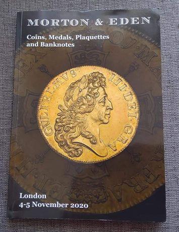 14721#Livro/catálogo Leilão Moedas, prata e ouro/notas etc diversos