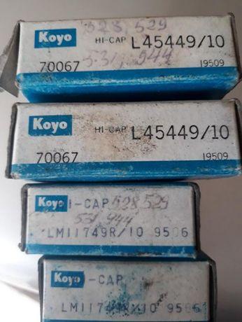 продаю подшипники Koyo L45449/108