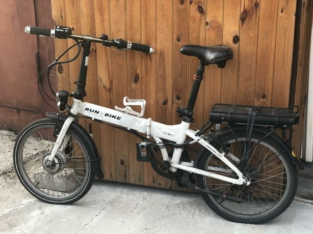 Электровелосипед Run&Bike Amazing Eco