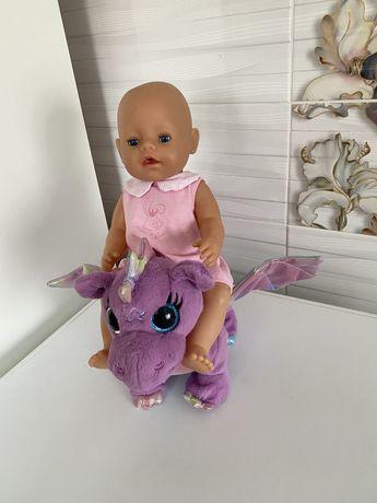 Дракон для baby born ходит беби борн  оригинал