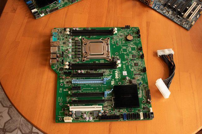 Dell t3600  xeon e5 lga 2011 ddr3 reg ecc майнинг rtx