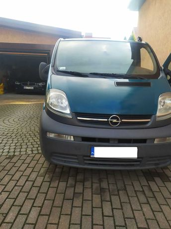 Opel Vivaro 1.9 w Dobrym Stanie Faktura Vat marża