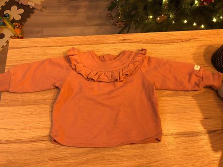 Bluzeczki dla niemowlaka Newbie