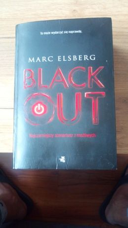 "Marc Elsberg ""BLACK OUT"""