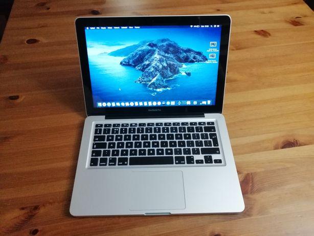 Macbook Pro, ssd 240 GB, 10 GB RAM, zadbany