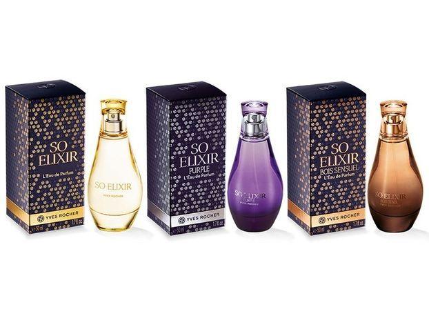 So Elixir Purple / So Elixir Bois Sensuel / So Elixir, 50 мл - Ив Рошe