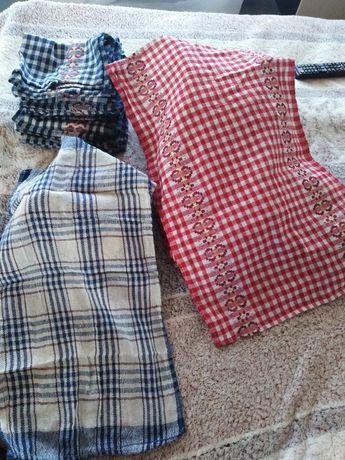 Продам полотенца (вафельные) и платки