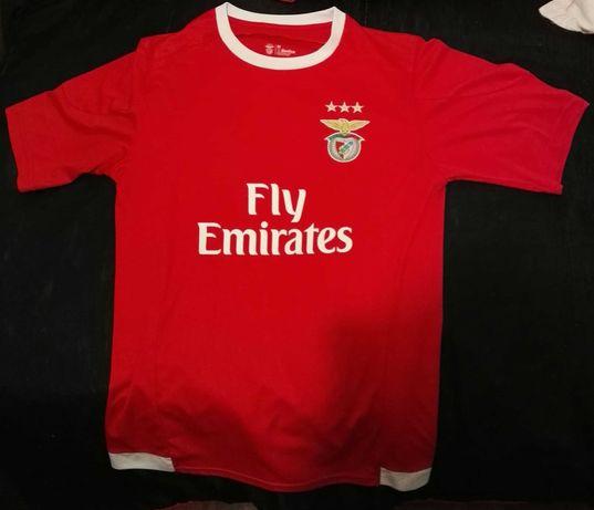 Camisolas SL Benfica