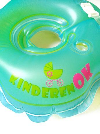 Надувне коло/Надувной круг для купания/Купання/В ванночку/Kinderenok