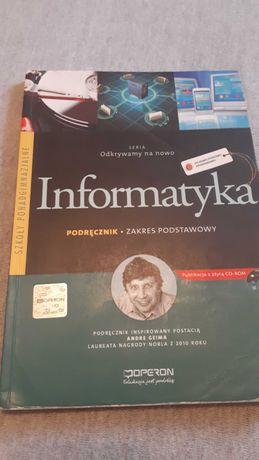 Informatyka zakres podstawowy podręcznik