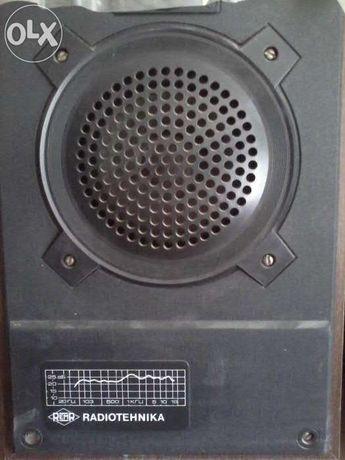 Колонки Radiotehnika (две), акустическая система.