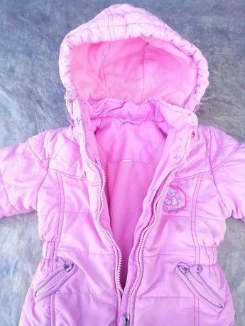 Курточка теплая и комбинезон