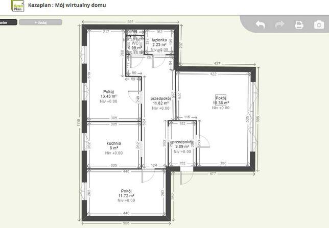 Mieszkanie 72 m2 OKAZJA