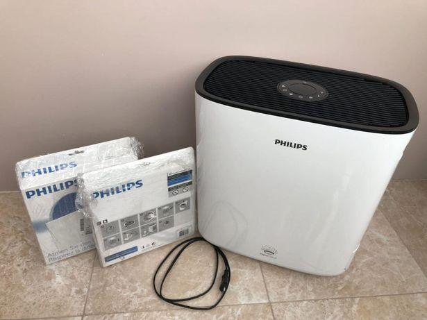 Увлажнитель (очиститель, мойка) воздуха Philips HU5930/10 + 2 фильтра