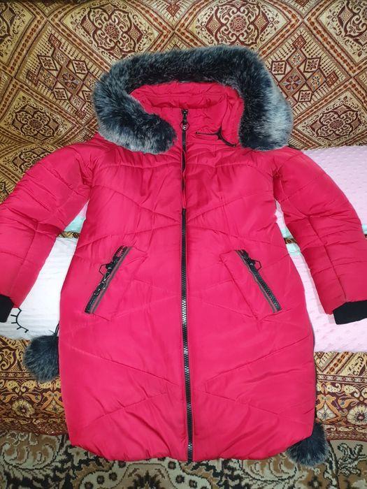 Продам зимнее пальто для девочки подростка Павлоград - изображение 1