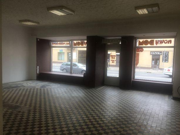 Duży lokal handlowo-usługowy 130 m2 - Końskie ul. Piłsudskiego