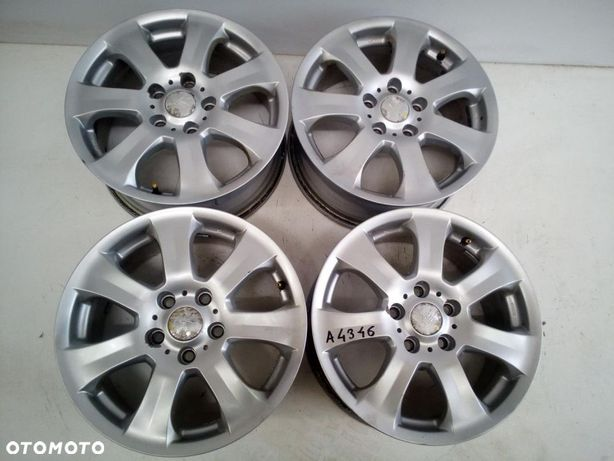 Alufelgi 5x112 16 Audi Vw Skoda Seat 4szt (A4346)