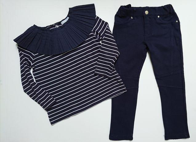 Komplet Mayoral Cos r 98 spodnie bluzka
