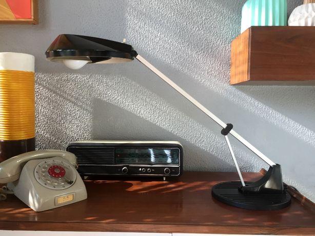 Candeeiro de secretária Anglepoise WL1, em preto Década de 60