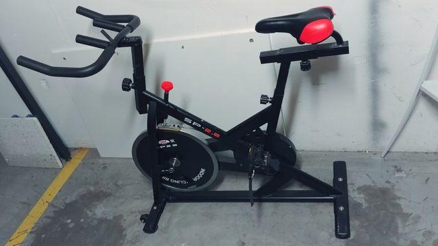 FAJNY rower stacjonarny treningowy spinningowy rehabilitacyjny rowerek