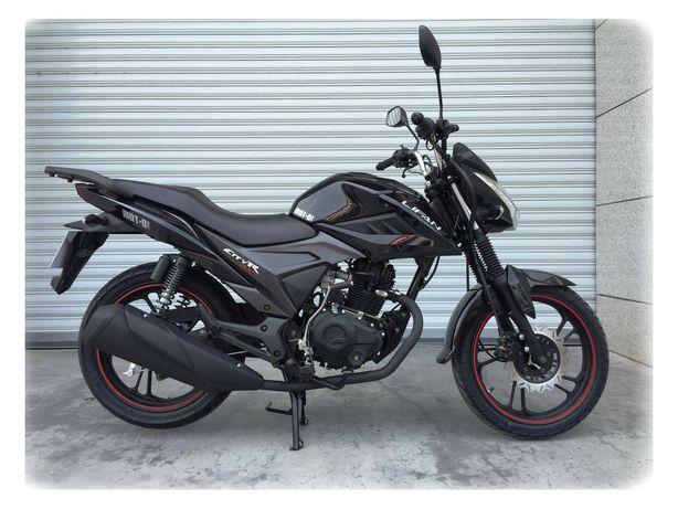 Мотоцикл Lifan LF200 CiTyR Производится в стране Китай