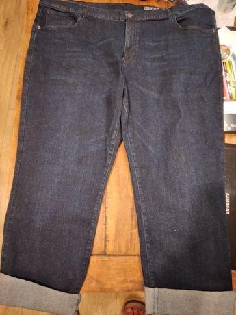 Spodnie męskie dżinsy F&F duży rozmiar xxxl