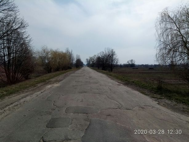 СРОЧНО Продам зем. участок В М-Коцюбинское, торг