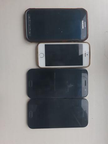 Samsung A5 2017 р. 2 штук. Samsung  s5 Active , iPhone 5
