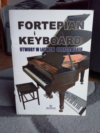 Książka do nauki fortepian i keyboard