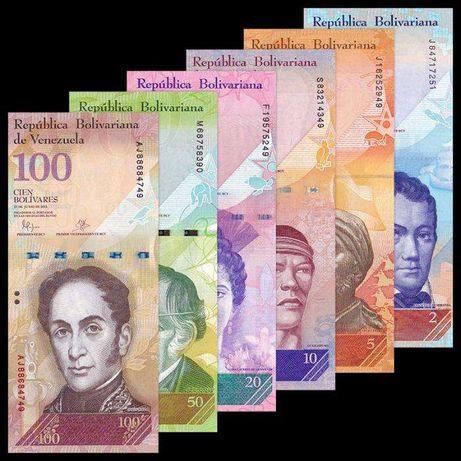 Venezuela Notas Novas