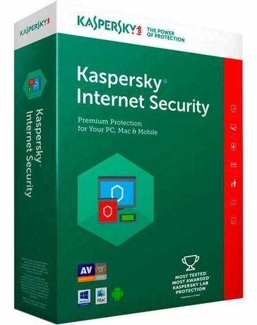 Kaspersky internet security Antivirus