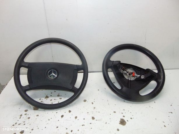 Mercedes 190 e VW sharan volantes
