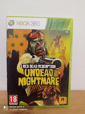 Oryginalna gra Red Dead Redemption. Xbox 360