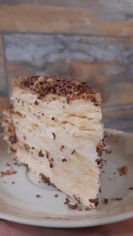Торт на заказ (выпечка вкусных тортов)
