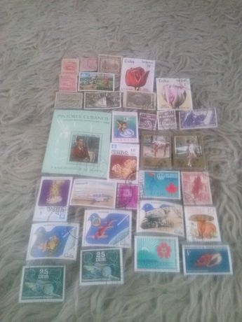 znaczki różne zagraniczne mix